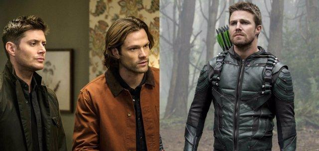 Sobrenatural y Arrow