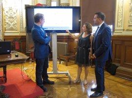 El callejero de Valladolid, disponible en smartphones y tablet, con 3 nuevos mapas