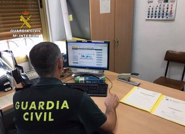 La Guardia Civil Detiene Al Presunto Autor De Un Atraco A Una Vecina De Mula