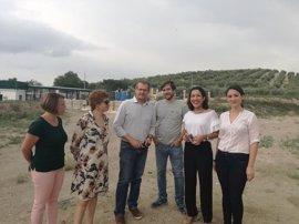 La retirada de un vertido en Castro del Río (Córdoba) permitirá la ejecución de un área recreativa