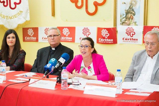 Cartagena tendrá un nuevo centro de acogida para personas sin  hogar