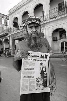 La Mar de Músicas expone las fotos de Juan Manuel Díaz Burgos