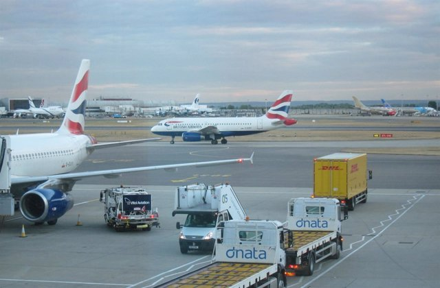 Aeropuerto de Londres Heathrow, British Airways