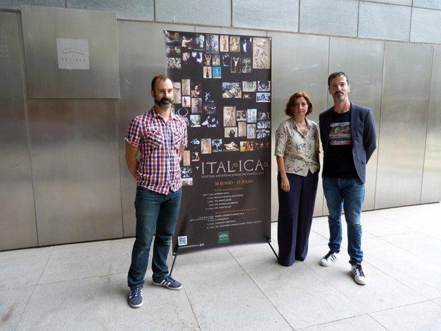Festival Internacional de Danza de Itálica 2017
