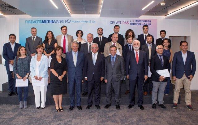 XIV Convocatoria de Ayudas a la Investigación de Fundación Mutua Madrileña