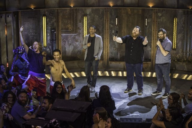 'Roast Battle', La Batalla Del Ingenio Insultante En Comedy Central