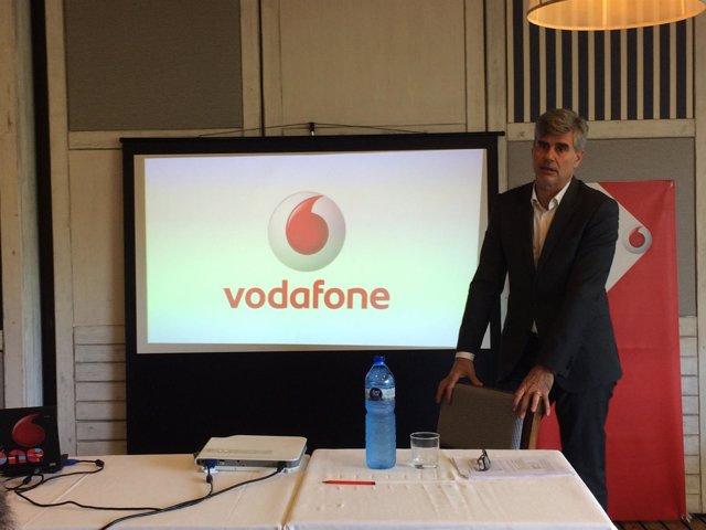 Albert Buxadé, director territorial de Vodafone en Catalunya