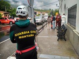 Fallecen cuatro miembros de una familia cuando practicaban barranquismo en el Valle del Jerte