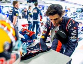 """Sainz: """"Un cuarto año en Toro Rosso es poco probable"""""""