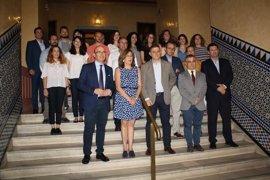 La Junta, UCO y Telefónica conceden las becas del programa Andalucía Open Future