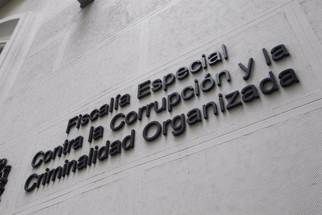 Fiscalía Especial contra la Corrupción y la Criminalidad Organizada