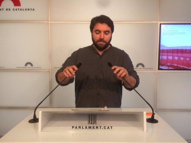 Ferran Pedret, PSC