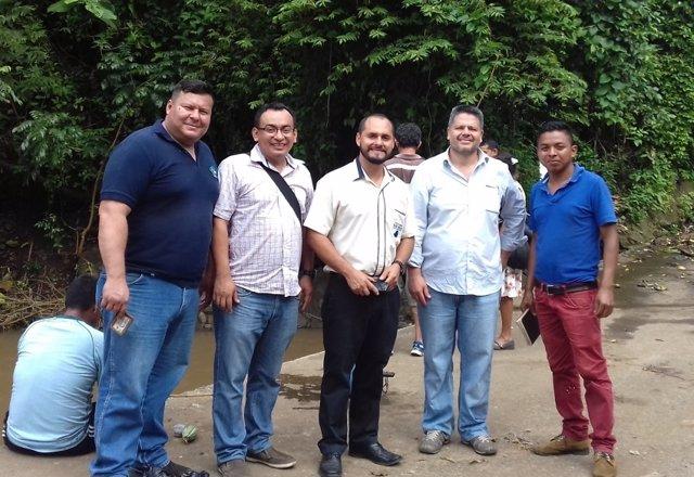 Aacid y Centa promueven la aplicación de tecnologías sostenibles en el Salvador