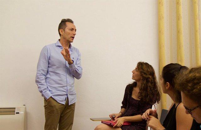 Rafael Nieto Rivera, psicólogo especialista en Neuroeducación