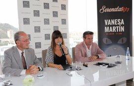 La cantante vanesa Martín regresa a Málaga con su disco 'Munay', dentro del ciclo 'Serenatas de la Luna Joven'