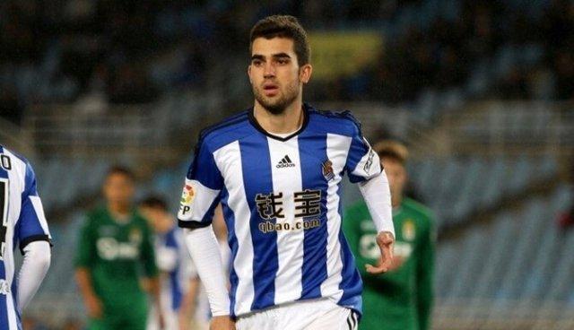 Alain Oyarzun deja la Real Sociedad