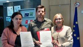 El BNG presenta este viernes en Europa una denuncia contra España por el accidente de Angrois