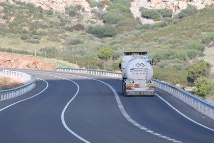 Los camioneros se movilizarán en octubre contra el peaje que pondrá Guipúzcoa en la N-1 y la A-15