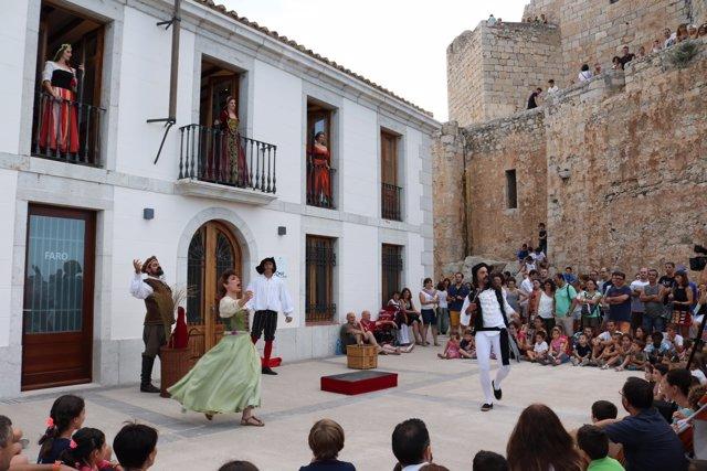 Ndp La Diputación Llenará Mañana El Festival De Teatro Clásico Del Castillo De P