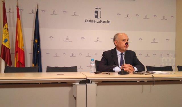 Director general de Carreteras y Transportes, David Merino