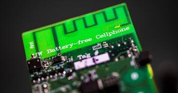 Primer teléfono móvil que funciona sin batería