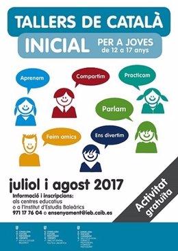 Talleres y cursos catalán