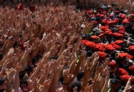 Detienen a ocho personas en el primer día de fiestas de San Fermín, uno de ellos por abusos sexuales