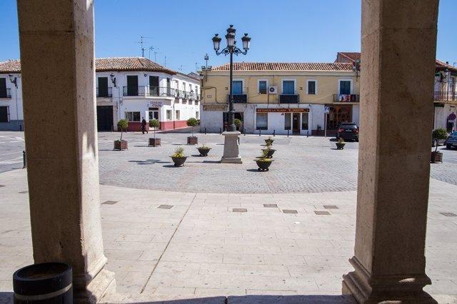 Plaza de Morata de Tajuña