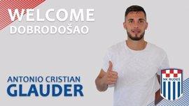 El Alavés ficha a Antonio Glauder y le cede al Rudes croata