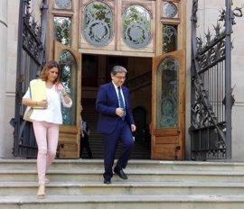 """Millo dice que el Ejecutivo catalán quedará """"inhabilitado"""" para hablar con el Gobierno si mantiene el 1-O"""