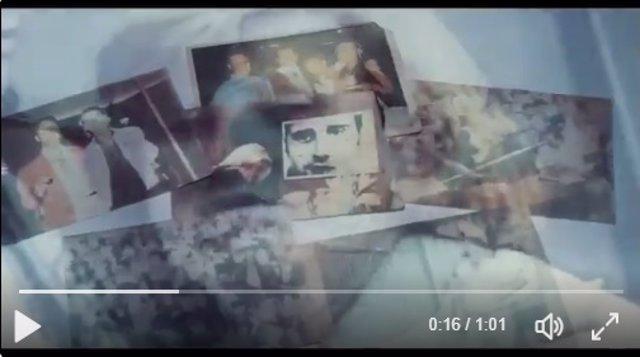 Vídeo de Mari Mar Blanco por el aniversario del asesinato de su hermano