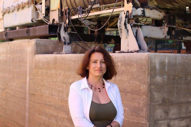 Foto: Una investigadora del IFIC recibe una beca de la Fundación BBVA para buscar nueva física en el LHC (UV)