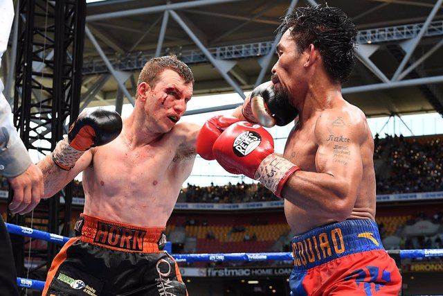 Manny Pacquiao Jeff Horn