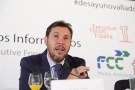 Óscar Puente anuncia que Valladolid tendrá una calle con el nombre de Miguel Ángel Blanco