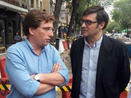 """PP pide a Carmena que paralice las obras de Carabanchel porque traerán """"más contaminación y atascos"""""""