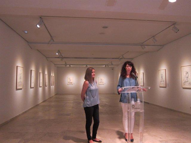 Presentación Exposición Dalí
