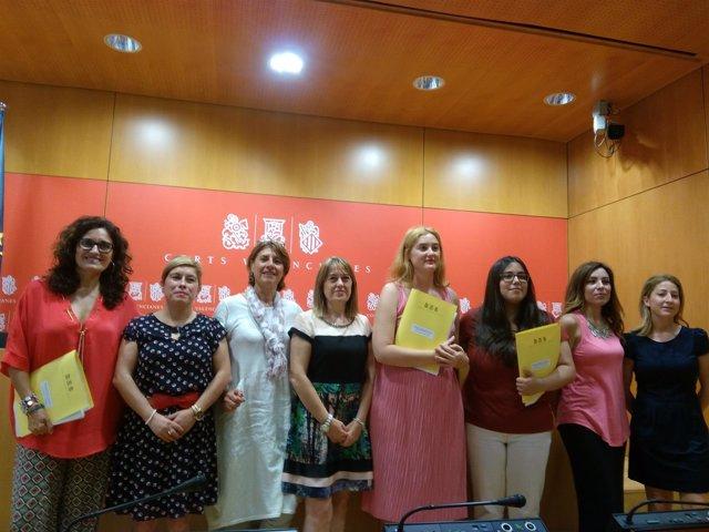 Las Corts acuerdan 187 medidas para erradicar la violencia de género