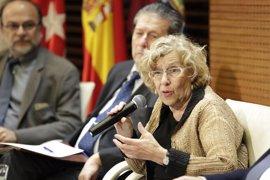 """Carmena escuchará """"las quejas"""" de la oposición sobre la actitud de Rommy Arce en el Pleno de Arganzuela"""