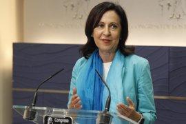 """El PSOE ve """"cierta premura"""" para retomar el diálogo con Cataluña porque 1 de octubre """"está ahí"""""""