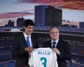 """Florentino: """"Vallejo reúne todas las condiciones y posee calidad sobrada para jugar en el Real Madrid"""""""