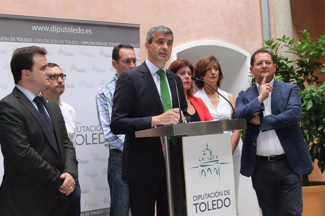 Nota Prensa, Foto Y Corte Sonoro Nuevos Proyectos 07072017