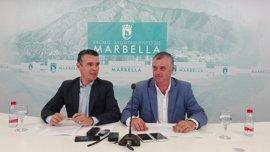 La Junta destaca que Marbella reduce tres veces más el paro que Andalucía desde enero