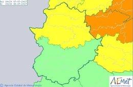 Alertas Extremadura