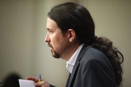 Pablo Iglesias desaprueba la postura de Podem ante la consulta del 1-O