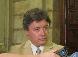 Luis Santamaría en una imagen de archivo