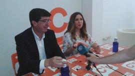 """Marín (Cs) sobre la RTVA: """"El problema del PP y del PSOE sólo es mantener los cementerios de elefantes"""""""