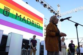 """Carmena celebra haber sabido interpretar """"la partitura"""" que pedía Madrid para ser """"líder en libertad"""""""