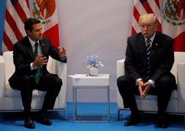 Trump insiste en que México pagará el muro pese a su reunión con Peña Nieto