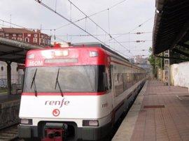 Interrumpido el servicio de Cercanías entre las estaciones de San Fernando y Vicálvaro por una avería eléctrica
