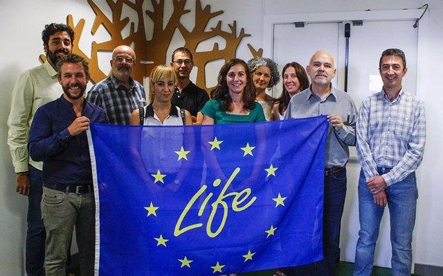 La Fundación Biodiversidad recibe los fondos de la UE